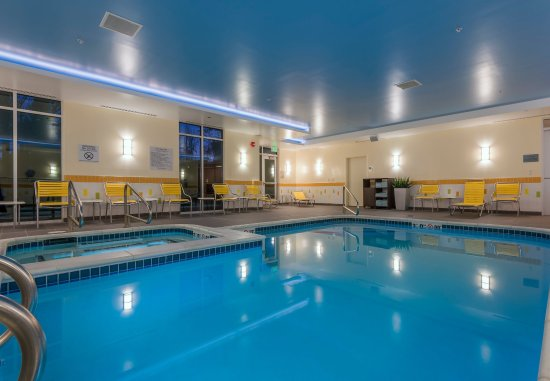 Afton, WY: Indoor Pool