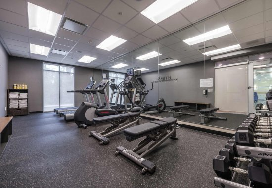 Afton, WY: Fitness Center