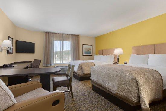 Vestal, Estado de Nueva York: Guest Room