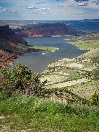 Manila, UT: Flaming Gorge
