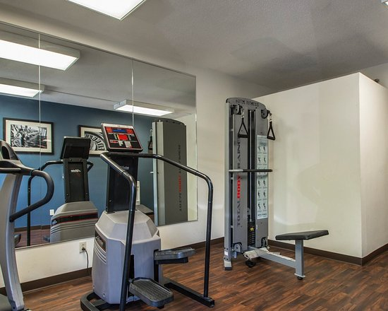 Morrisville, PA: Exercise room