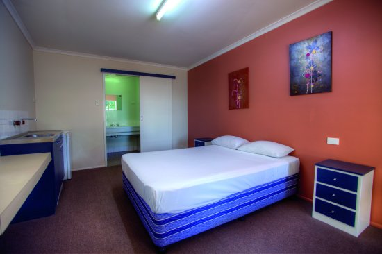 Blackwater, Australia: Motel Room Interior