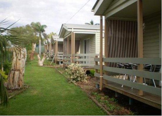 Mount Isa, أستراليا: Deluxe Villa 2BR - External