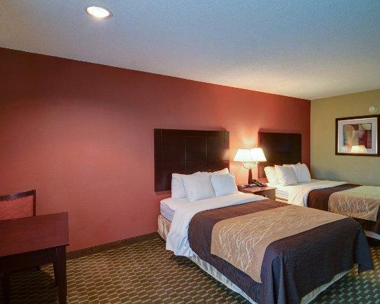 Pine Bluff, AR: Guest room