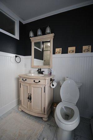 Saugerties, Nowy Jork: Athens Room -private bath