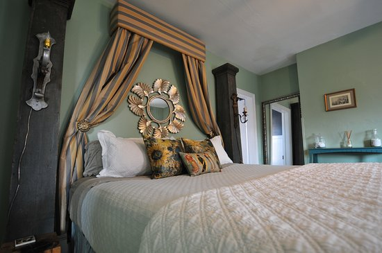 Saugerties, Nowy Jork: Athens Room -King Bed with Private Bath
