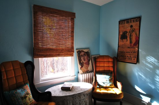 Saugerties, Nowy Jork: Havana Room -King Bed