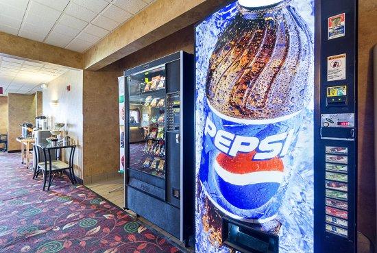 Fairmont, MN: Vending