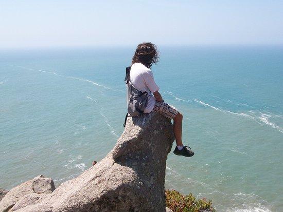 Colares, Portugal: Panorami