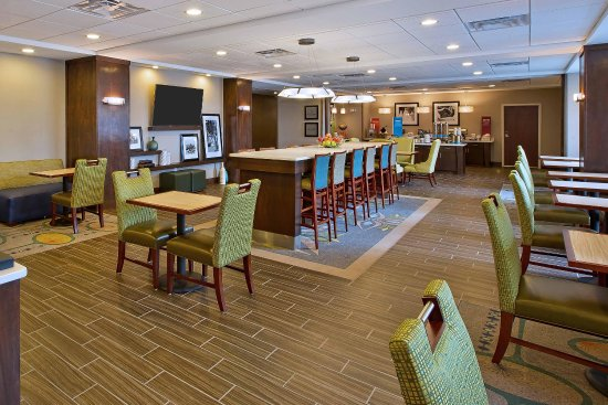 West Bloomfield, MI: Breakfast Lobby