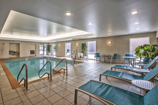 West Bloomfield, MI: Indoor Swimming Pool