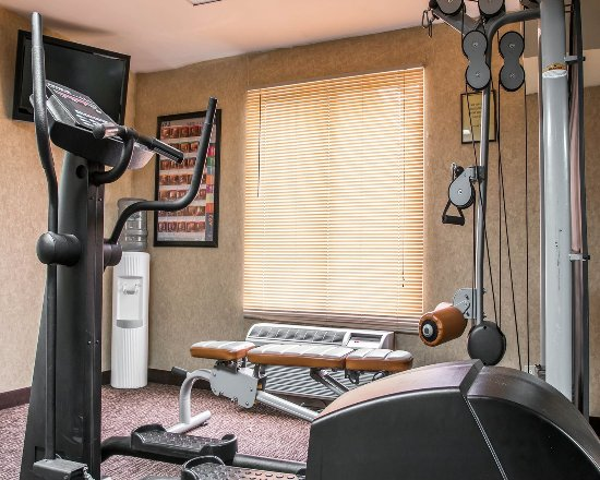 Battle Creek, MI: Exercise room
