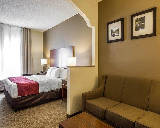 Morristown, TN: Guest room