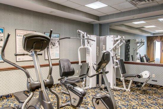 Allen Park, Μίσιγκαν: Fitness center