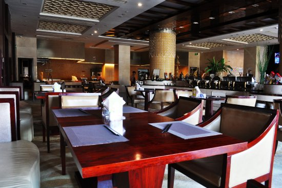 Taizhou, China: All Dining Room