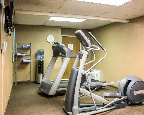 Obetz, OH: Exercise room