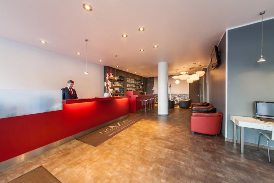Novum Select Hotel Berlin Gendarmenmarkt: Lobby