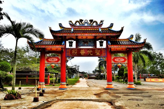Tanjung Pinang, Indonesien: The colourful gateway