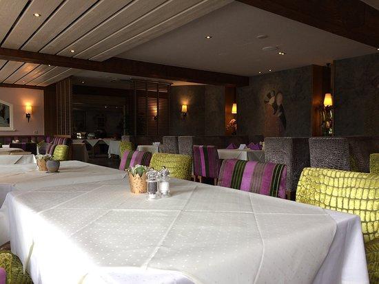 Hotel Pfalzblick: Très jolie salle à manger !
