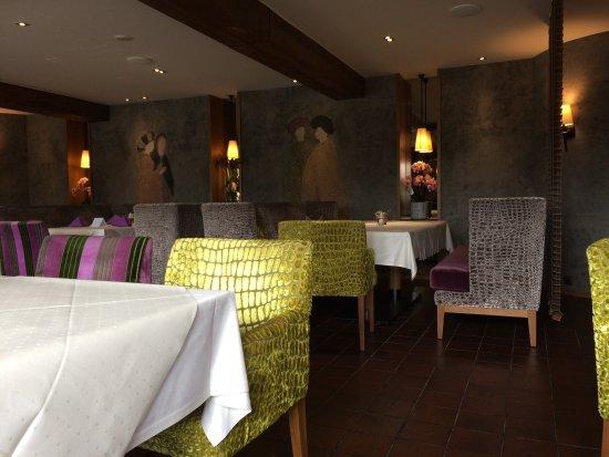 Tr s jolie salle manger photo de hotel pfalzblick for Jolie salle a manger