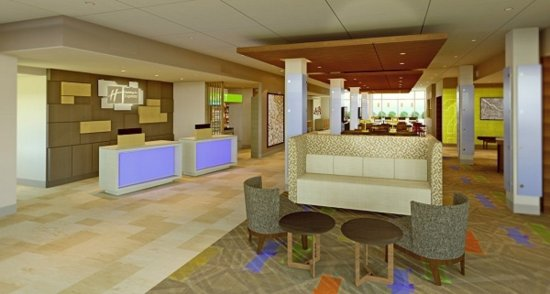 Salem, IL: Warm Welcome Awaits - at the Holiday Inn Express near Centralia
