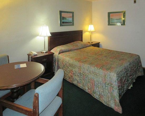 Woodland, Ουάσιγκτον: Guest Room