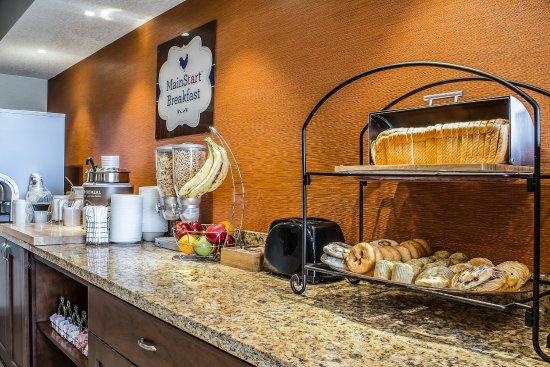 Coralville, IA: Breakfast