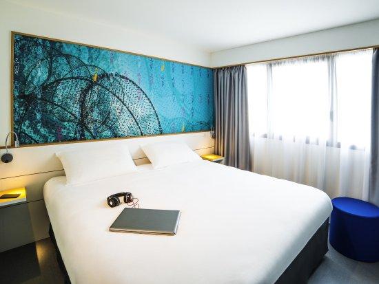 Port-Vendres, Francia: Guest Room