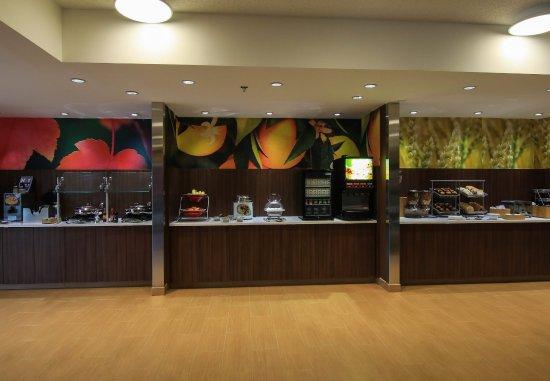 Simpsonville, SC: Breakfast Buffet