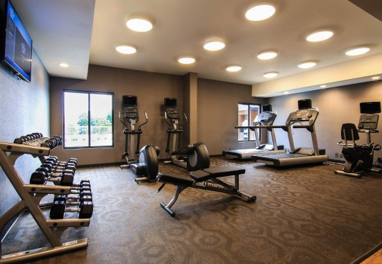 Simpsonville, SC: Fitness Center