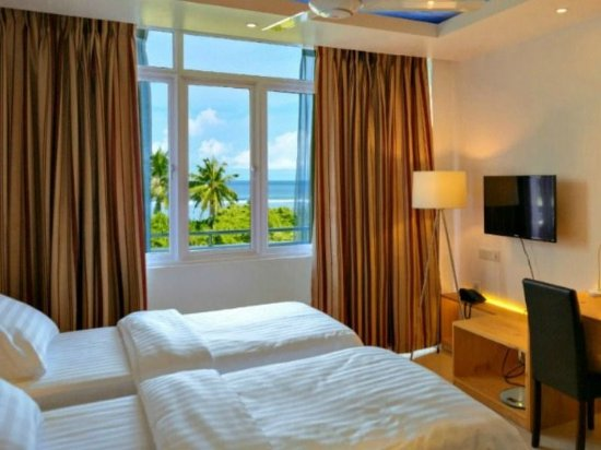 Hulhumale: Our Superior Rooms