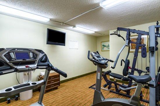 Pittsfield, Массачусетс: Fitness Center