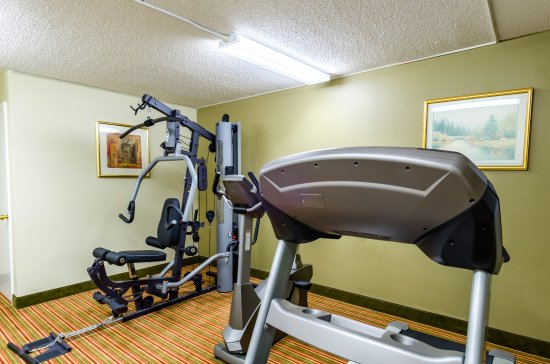Econo Lodge: Fitness Center