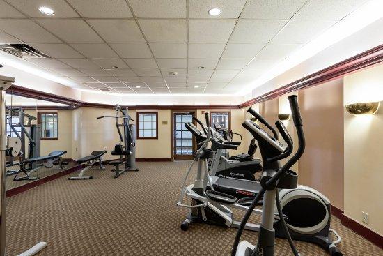 Duncanville, TX: Fitness Room