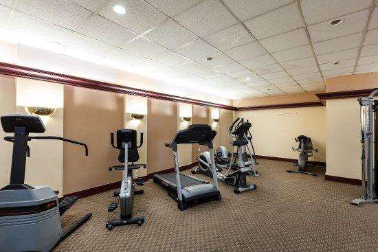 Duncanville, Teksas: Fitness Room