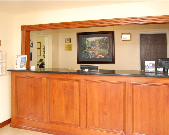 Price, UT: Front desk