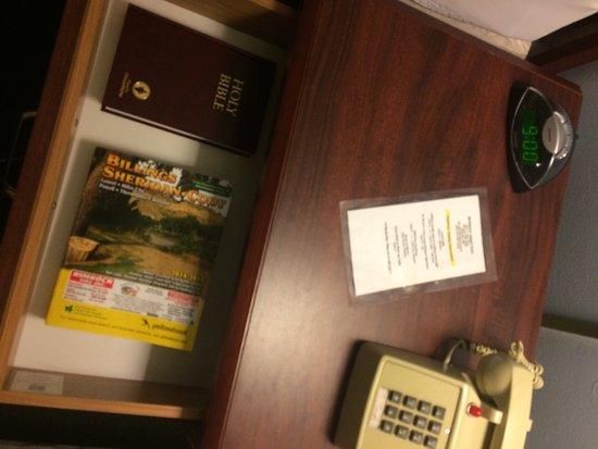 Sheridan, WY: The Budget Inn Express