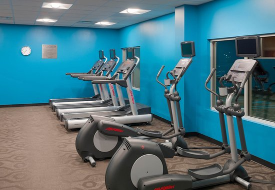 Paramus, Nueva Jersey: Fitness Center