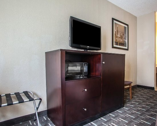 Galesburg, IL: Guest room