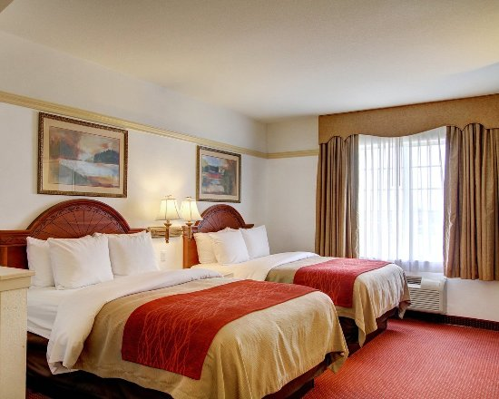 Cleburne, TX: Guest room