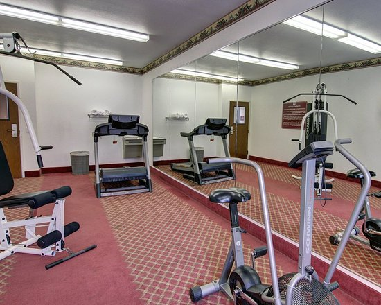 Cleburne, TX: Exercise room