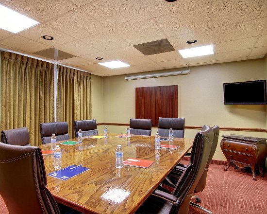 Cleburne, TX: Meeting room