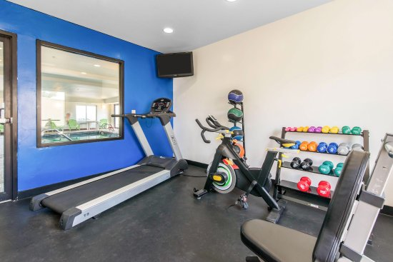 Sterling, CO: Fitness center