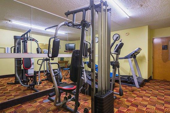 Washington, NC: Exercise Room