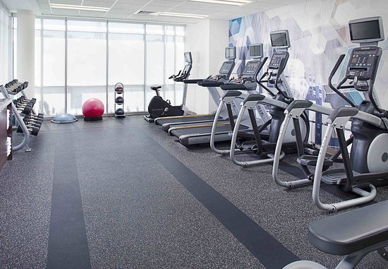 Carle Place, NY: Fitness Center