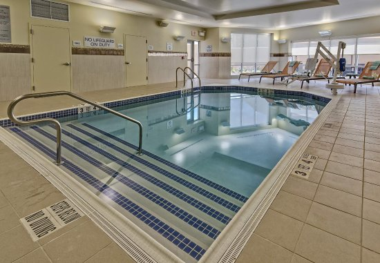 Indoor Pool at Courtyard by Marriott Westbury Long Island