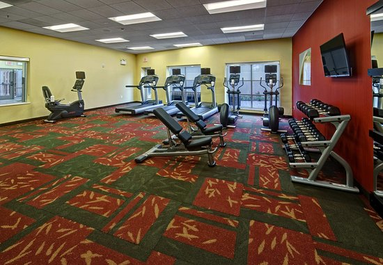 Westbury, NY: Fitness Center