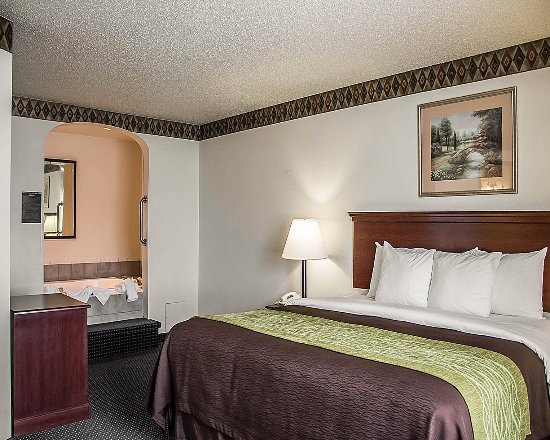 Delaware, OH: Guest room
