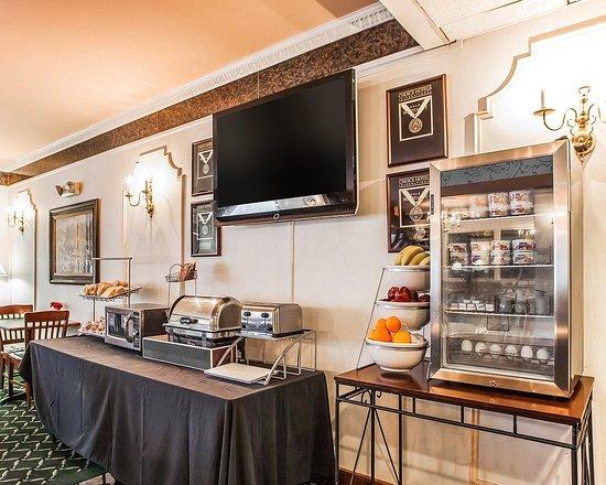 มอนต์กอเมอรีวิลล์, เพนซิลเวเนีย: Breakfast area