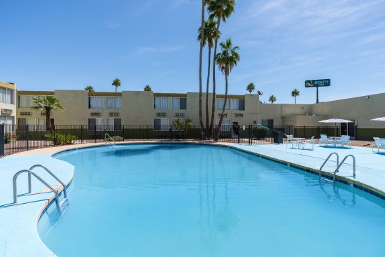 Eloy, AZ: Outdoor Pool